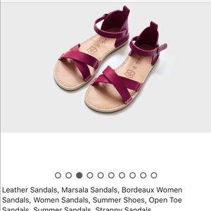 747cb2d7bb6b1 Women Handmade Sandals on Poshmark
